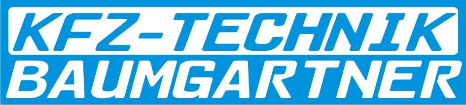 Kfz-Technik Baumgartner-Logo
